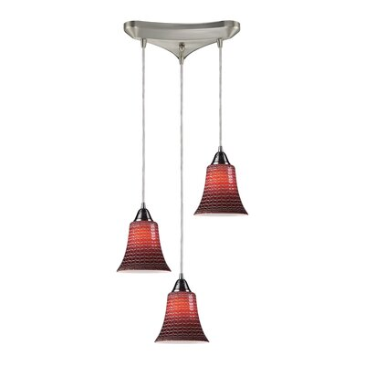 Elk Lighting Vuelta 3 Light Pendant