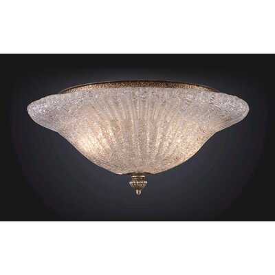 Elk Lighting Providence 2 Light Flush Mount