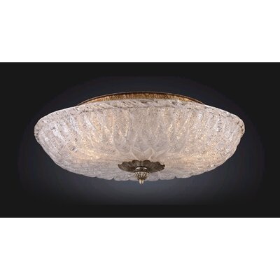 "Elk Lighting Providence 15"" 2 Light Flush Mount"