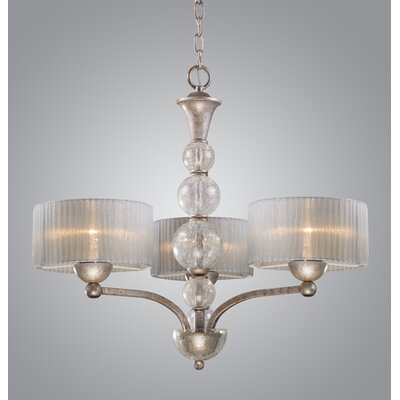 Alexis 3 Light Chandelier