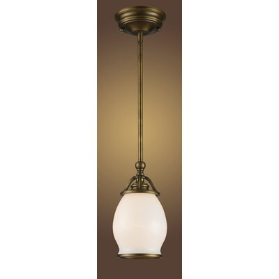 Williamsport 1 Light Mini Pendant