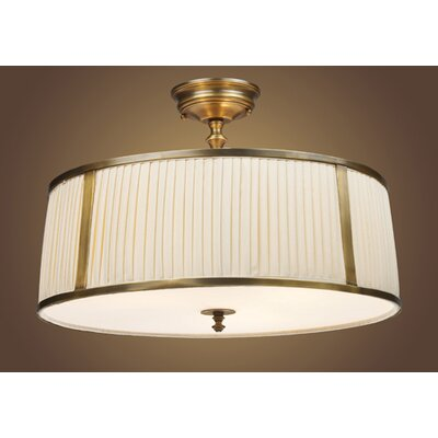 "Elk Lighting Williamsport 20"" Semi Flush Mount"