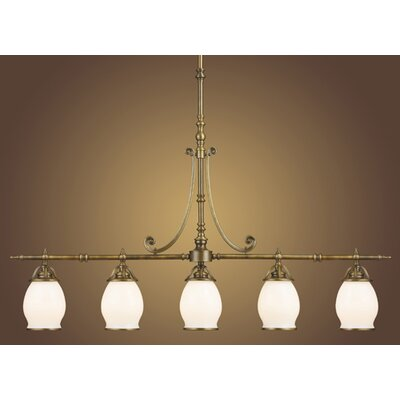 Elk Lighting Williamsport 5 Light Chandelier