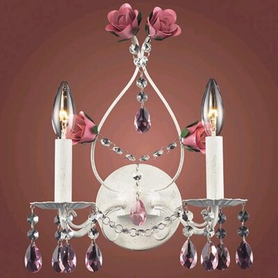 Elk Lighting Mary-Kate and Ashley Rosavita 2 Light Wall Sconce