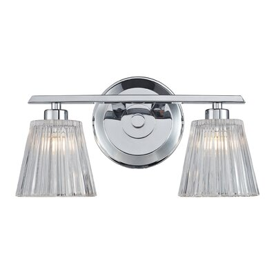 Elk Lighting Freeport 2 Light Bathroom Vanity Light