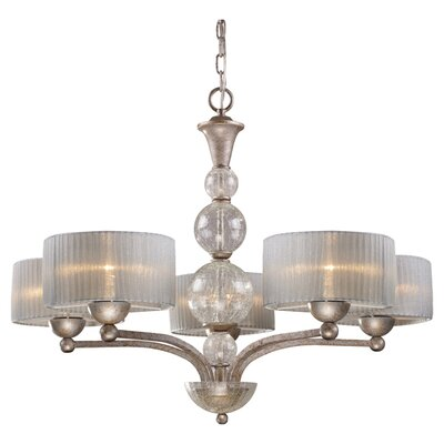 Alexis 5 Light Chandelier