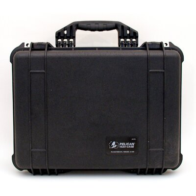 Case in Black: 15.44 x 19.13 x 7.56