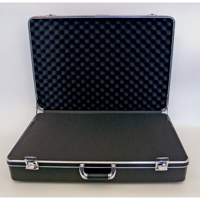Platt Heavy-Duty Polyethylene Case in Black: 19.5 x 27.5 x 7