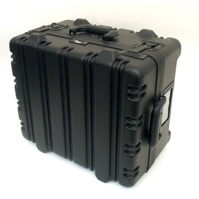 Platt Super-Size Tool Case with Wheels and Telescoping Handle: 17 x 20.25 x 12