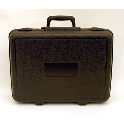 Platt Blow Molded Case in Black: 14 x 19 x 6.25
