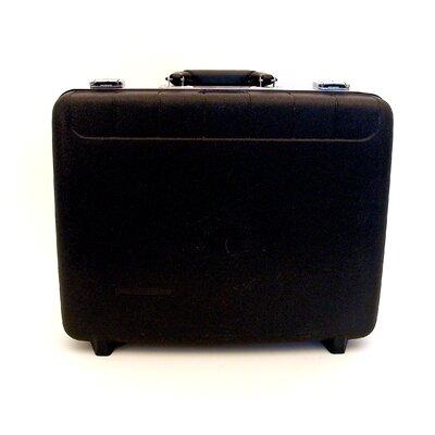 Economy Polypropylene Tool Case in Black: 13 x 18 x 6