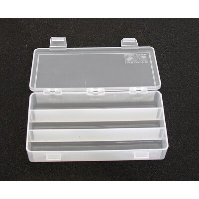 Platt Divider Box in Translucent: 3.38 x 6.63 x 1.25