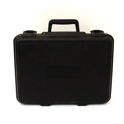 Platt Blow Molded Case in Black: 7.25 x 12.5 x 1.63