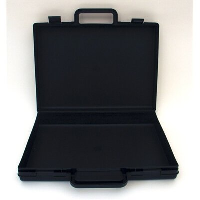 Platt Slick Case in Black: 3.25 x 16.25 x 14.25