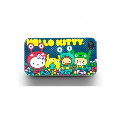 Hello Kitty Monsters iPhone 4G Case