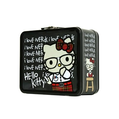 Hello Kitty Nerds Chalkboard Lunchbox