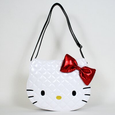 Hello Kitty Cross Body Face Bag