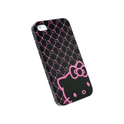 Hello Kitty Licensed Snap-On Cover for Apple iPhone 4 / 4S