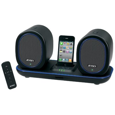 Jensen Wireless Speaker System