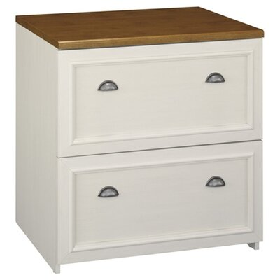 Fairview File Cabinet in Antique White