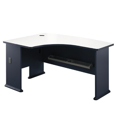 Bush Industries Series A L-Bow Desk