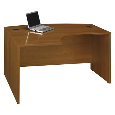 Bush Industries Series C: Left L-Bow Desk