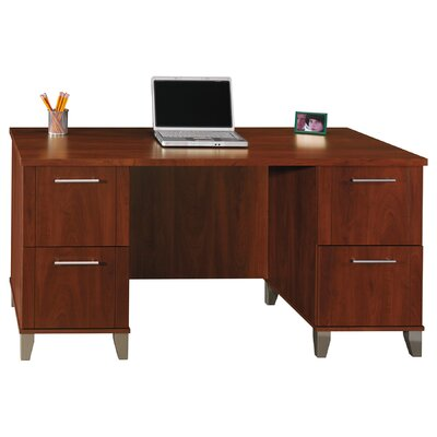 Bush Industries Somerset Executive Desk