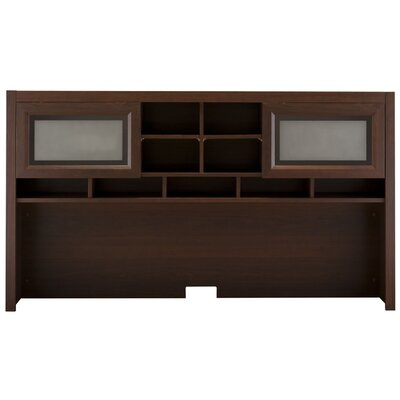"Bush Industries Achieve 39.49"" H x 70"" W Desk Hutch"