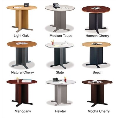 Bush Industries Series A: Round Conference Table