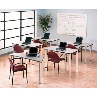 Bush Industries Aspen - Trapezoid Training Table
