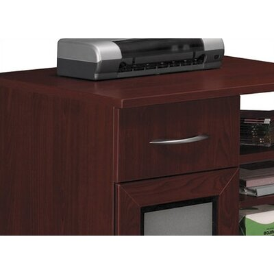 Bush Industries Vantage Corner Desk with 2 Box Drawers