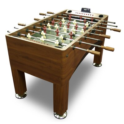 DMI Sports Tournament Foosball Game Table with Goal Flex Technology