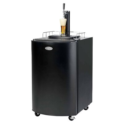 <strong>Nostalgia Electrics</strong> Keg-O-Rator Refrigerated Kegerator