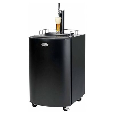 Nostalgia Electrics Keg-O-Rator Refrigerated Beverage Dispenser
