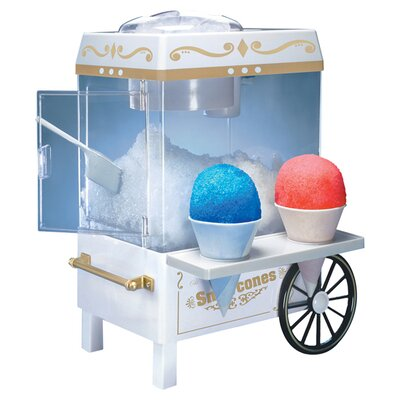 Nostalgia Electrics Carnival Snow Cone Maker