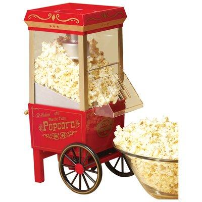 Nostalgia Electrics Old Fashioned Movie Time Popcorn Maker