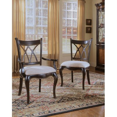 Hooker Furniture Preston Ridge Double X-Back Side Chair