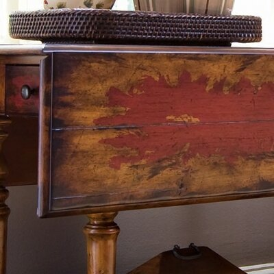 Hooker Furniture Seven Seas Drop-Leaf Console Table