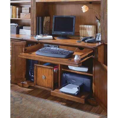 Hooker Furniture Brookhaven Modular Standard Desk Office Suite