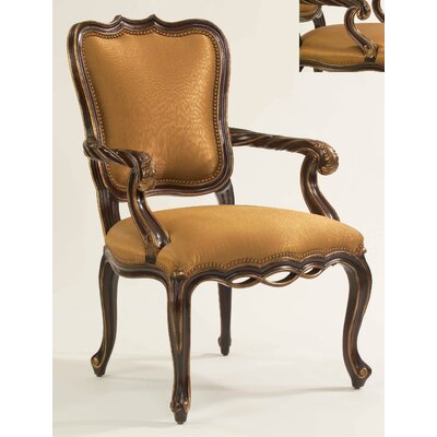 Decorator Kirstie Accent Fabric Arm Chair