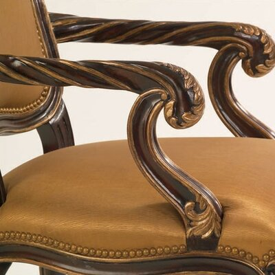 Hooker Furniture Decorator Kirstie Accent Fabric Arm Chair