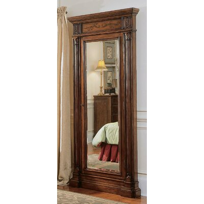 Seven Seas Jewelry Armoire with Mirror