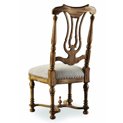 Hooker Furniture Sanctuary Splat Back Side Chair