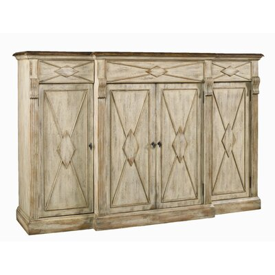 Sanctuary 4 Door Console Table
