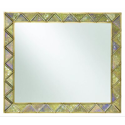 Hooker Furniture Sanctuary Landscape Mirror in Gold
