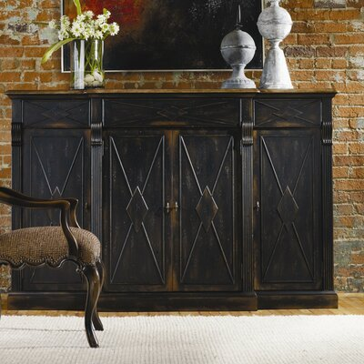 Hooker Furniture Sanctuary 3 Drawer Console Table