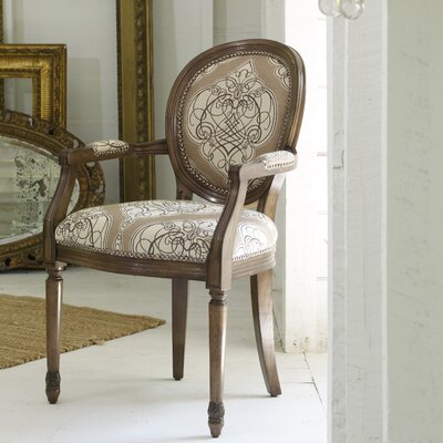 Hooker Furniture Melange Chelsea Accent Fabric Arm Chair