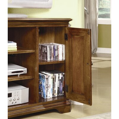 "Hooker Furniture Brookhaven 48"" Corner TV Stand"