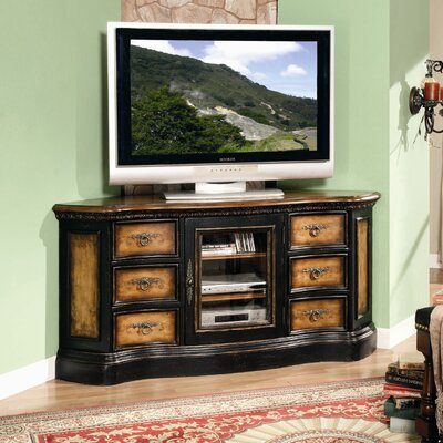 "Hooker Furniture North Hampton 61"" Corner TV Stand"