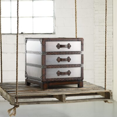 Hooker Furniture Melange Bondurant Accent Chest | Wayfair